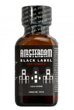 AMSTERDAM BLACK XL - 24ml